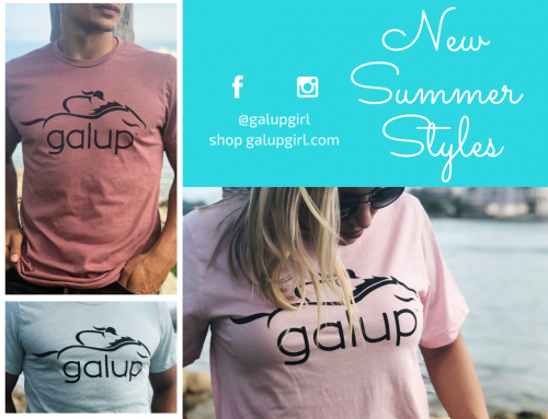 New Summer Galup Tee's in Stock!